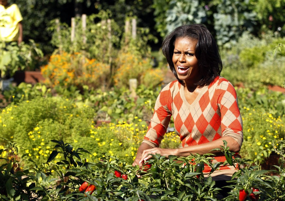 Michelle Obama The Expressive First Lady Photos
