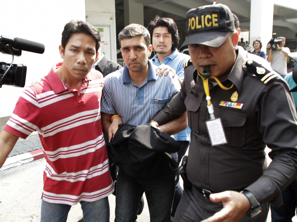 Bangkok Blasts Suspect