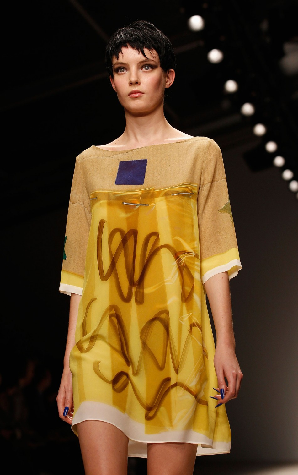 London Fashion Week 2012 (PHOTOS)