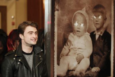 Daniel Radcliffe at Screening of 039Woman in Black039