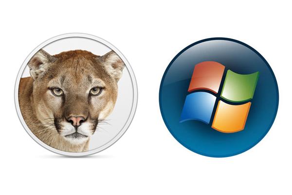 Mountain Lion Vs Windows 8