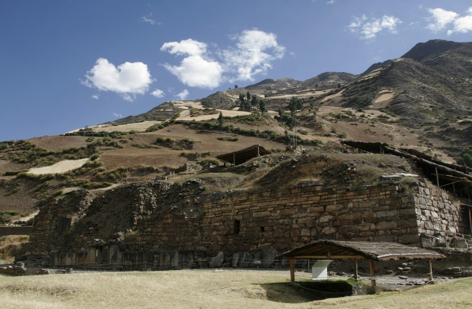 Chavn de Huantar The Ancient Peruvian Site was Built to Create Ceremonial Sounds