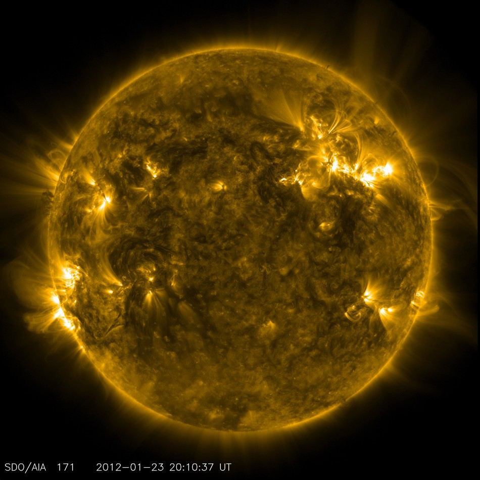 Tornado on the Sun's Surface: NASA Releases Video