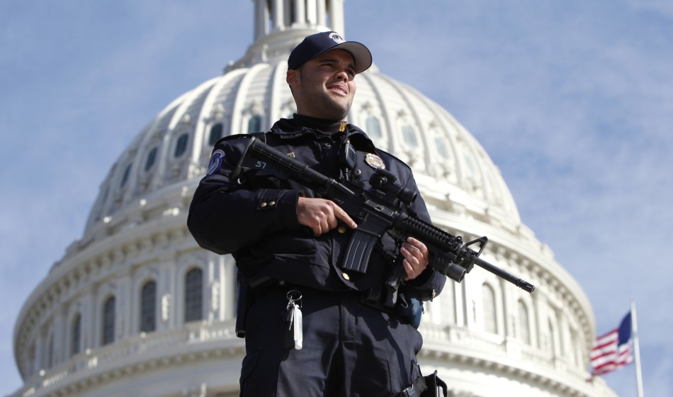 Terror Attack on U.S. Capitol