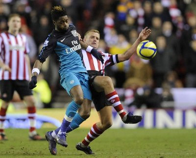 Sunderland vs. Arsenal