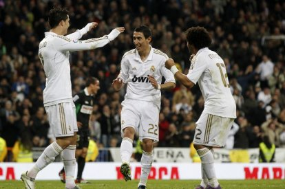 Real Madrid vs. Racing Santander