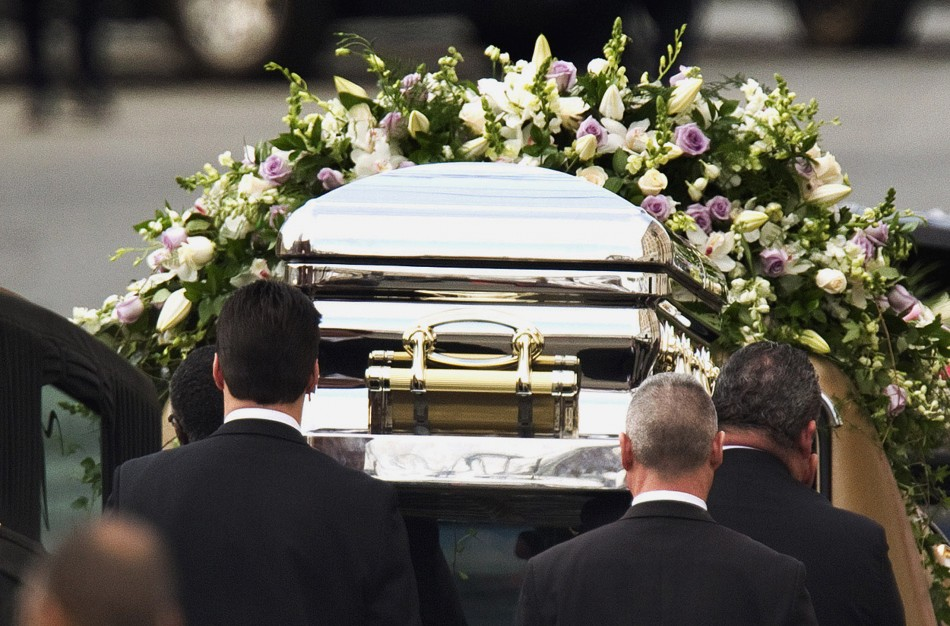 Whitney Houston Final Journey