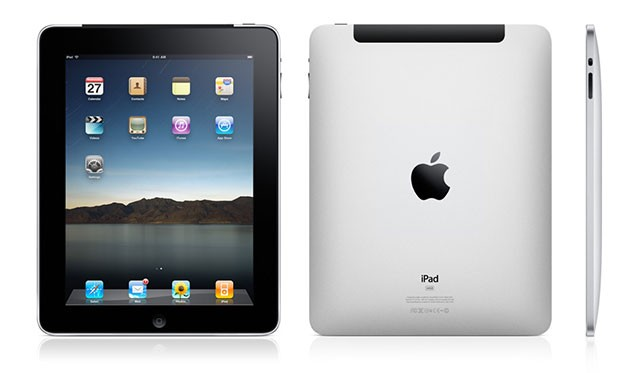 iPad 3 rumours