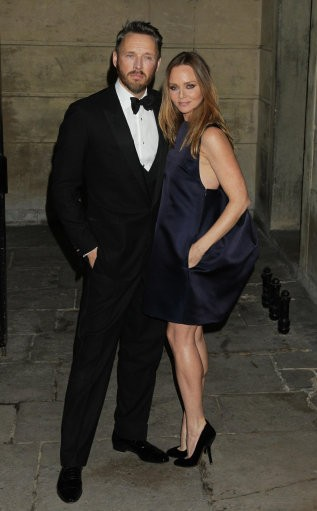 Stella McCartney and husband Alasdhair Willis