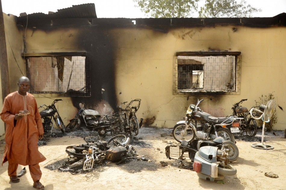 Human Rights Watch condemns Islamist terrorist sect Boko Haram for attacks on schools
