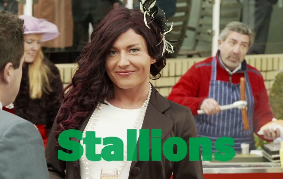 Controversial Paddy Power ad asked viewers to guess if racegoers, some of whom are transgender, are 'stallions' or 'mares'