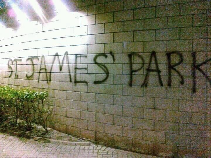 St James' Park