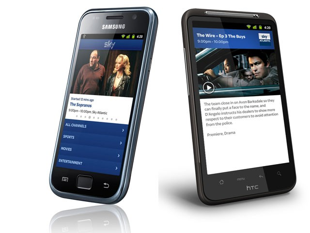 Sky Go for Android