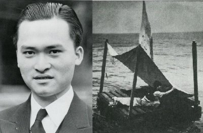 Poon Lim - World Record for Survival at Sea.