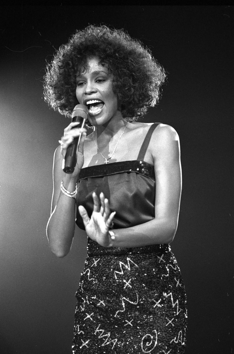 """""""Illegal"""" Whitney Houston"""