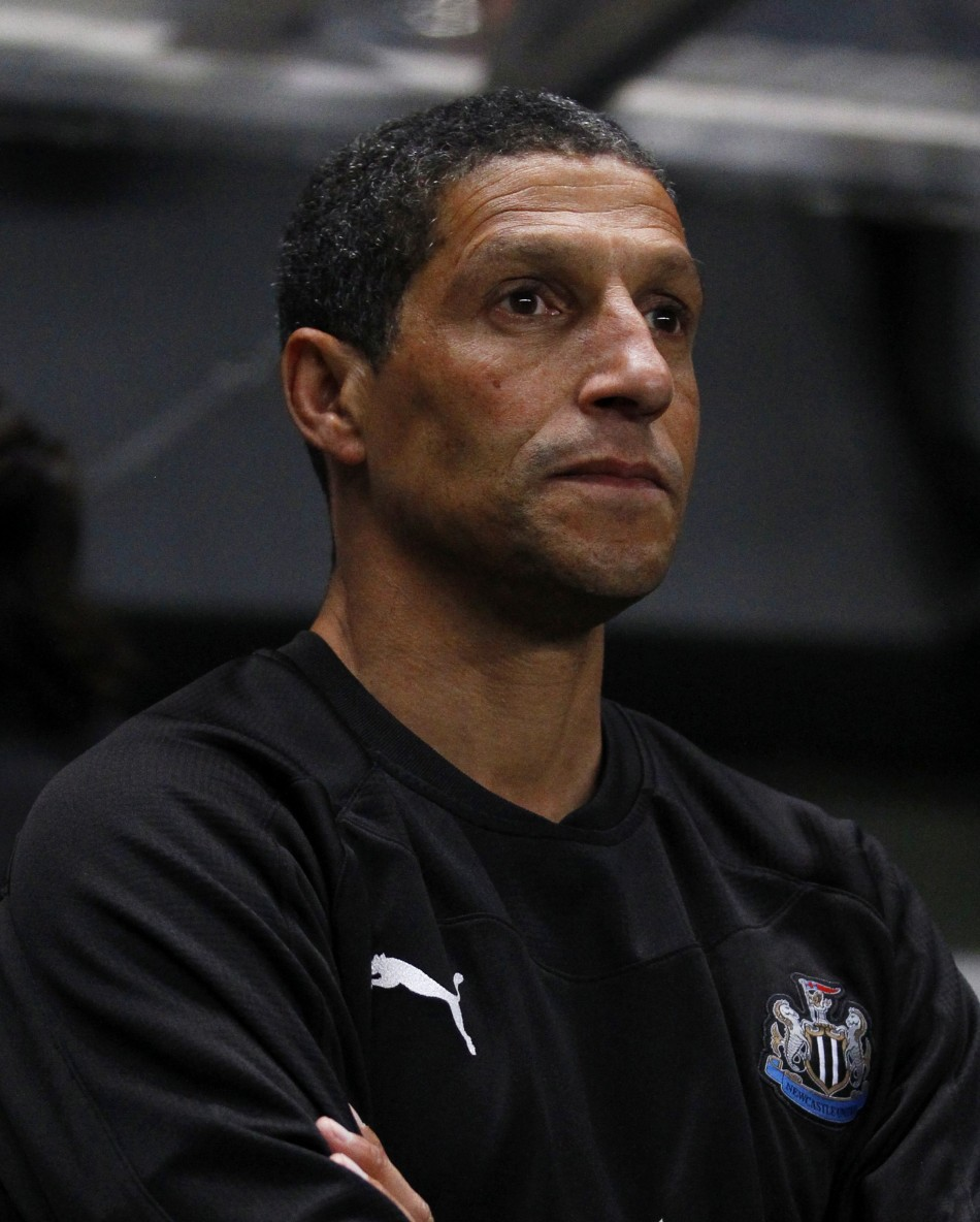 Chris Hughton's sacking