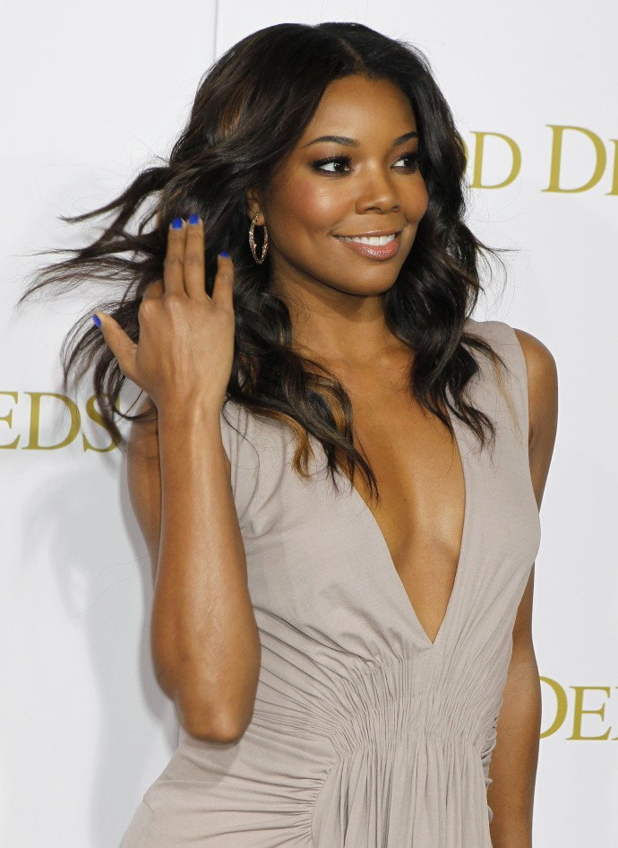 Gabrielle Union Nude Pictures Star Accused Of Playing -7140