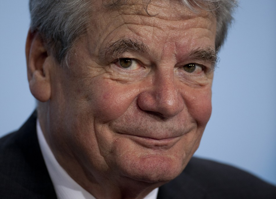 Former East German rights activist Joachim Gauck will be Germany's next president.