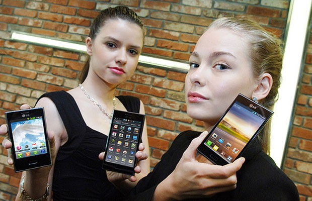 LG to Make 'L-Style' Statement at MWC 2012 with L3, L5 and L7