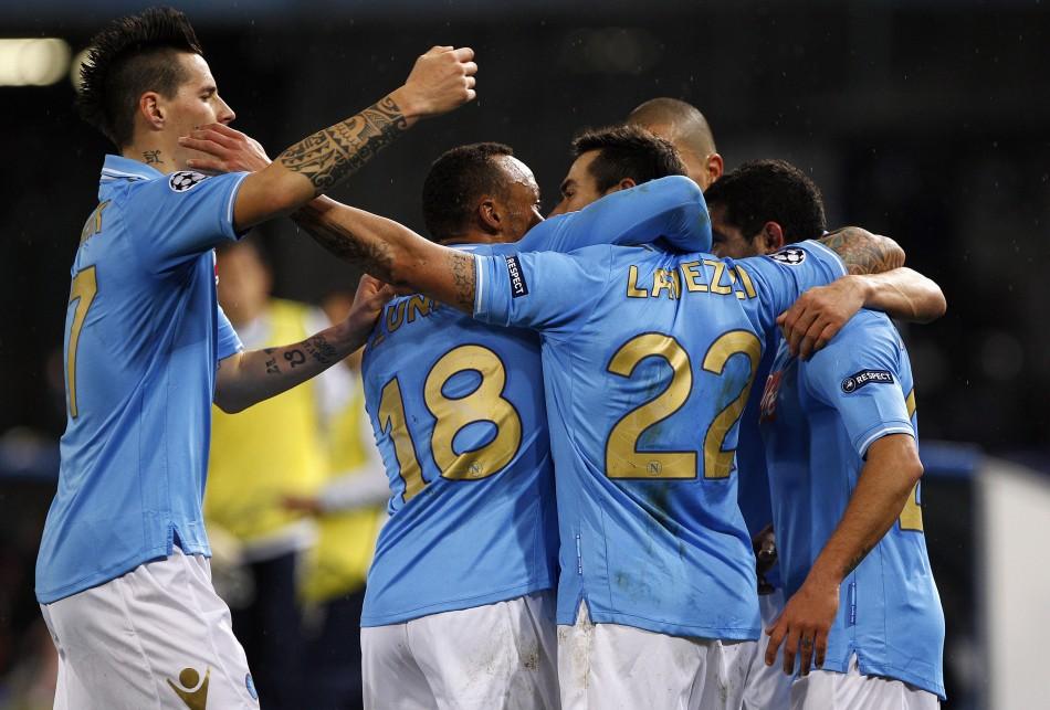 Napoli 3-1 Chelsea