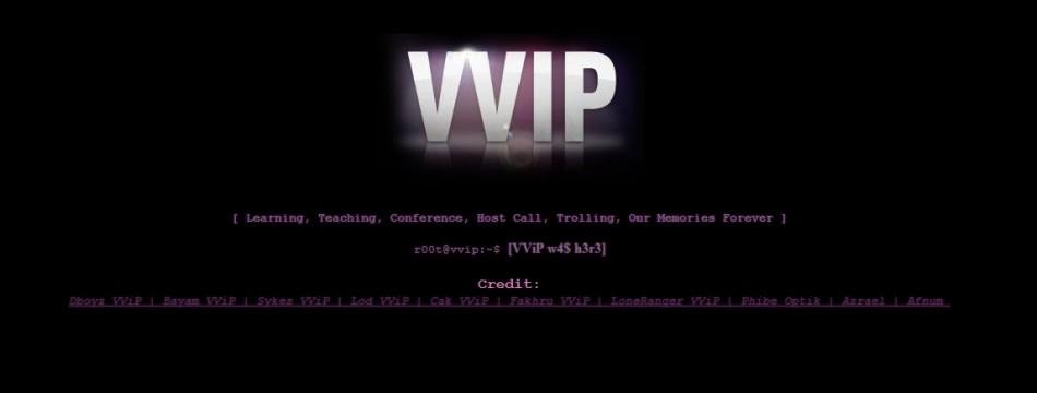 Post Vita Launch VViP Hackers Target Sony Australia