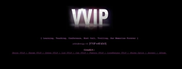 Post Vita Launch VViP Hackers Target Sony Australia