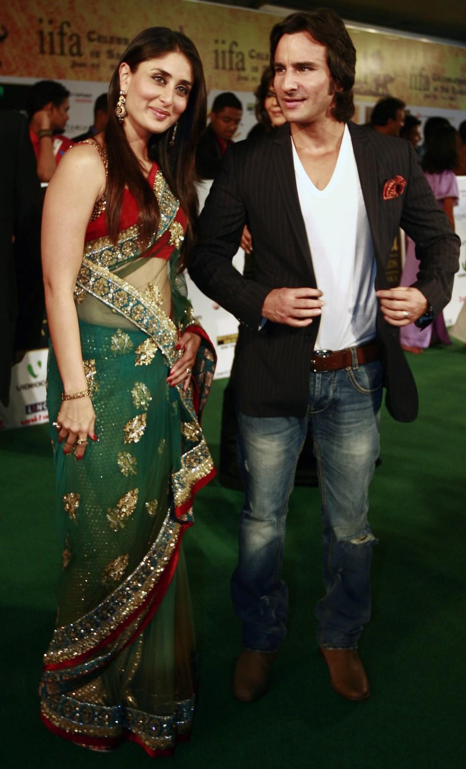Saif Ali Khan, Kareena Kapoor