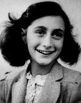 anne frank 39 s day history salutes holocaust icon. Black Bedroom Furniture Sets. Home Design Ideas