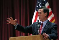 """Rick Santorum on Religion: This is the JFK Speech that Made Him Want to """"Throw Up"""""""