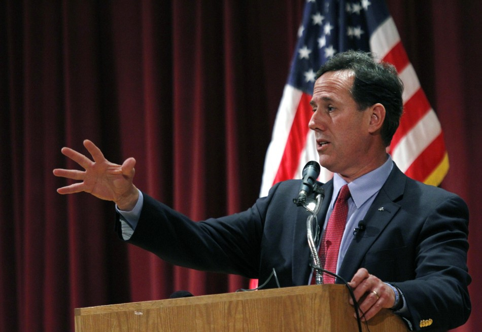 "Rick Santorum on Religion: This is the JFK Speech that Made Him Want to ""Throw Up"""