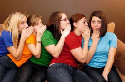 7. Gossiping
