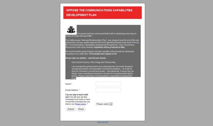 UK CCDP Cyber Snoop Reforms Hide Behind Acta Smoke Screen