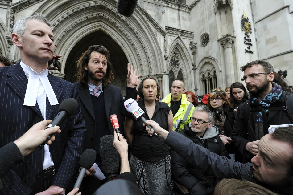 Appeal court closes the camp