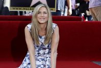 Jennifer Aniston Walk of Fame