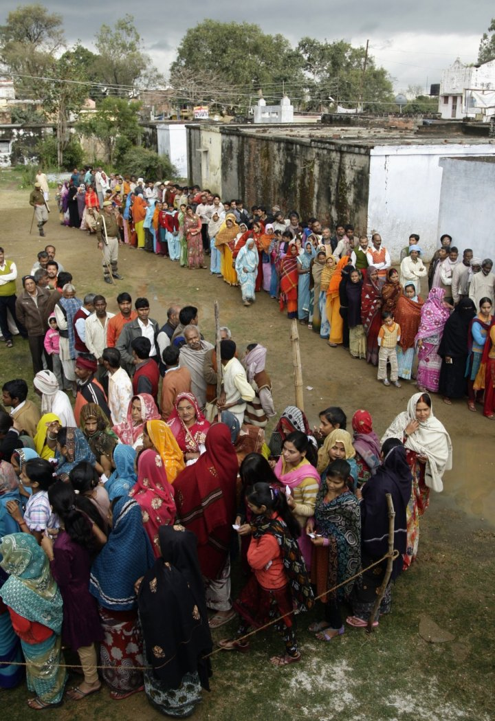 Uttar Pradesh Elections/ Polling/ Assembly Elections/Polls