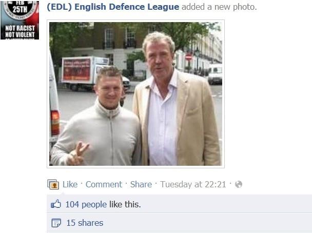 EDL Lennon Clarkson