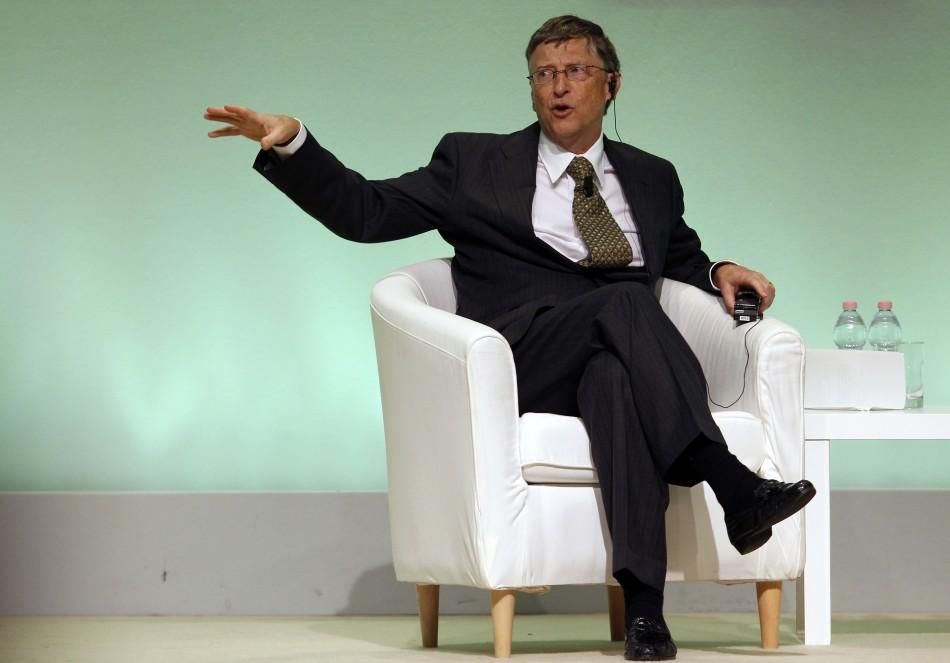 2. Bill Gates- United States