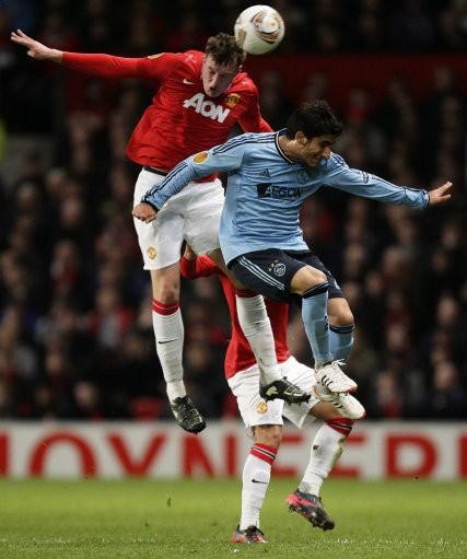 Manchester United v Ajax