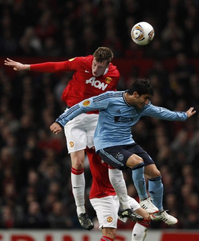 Soccer - UEFA Europa League - Round of 32 - Second Leg - Manchester United v Ajax - Old Trafford