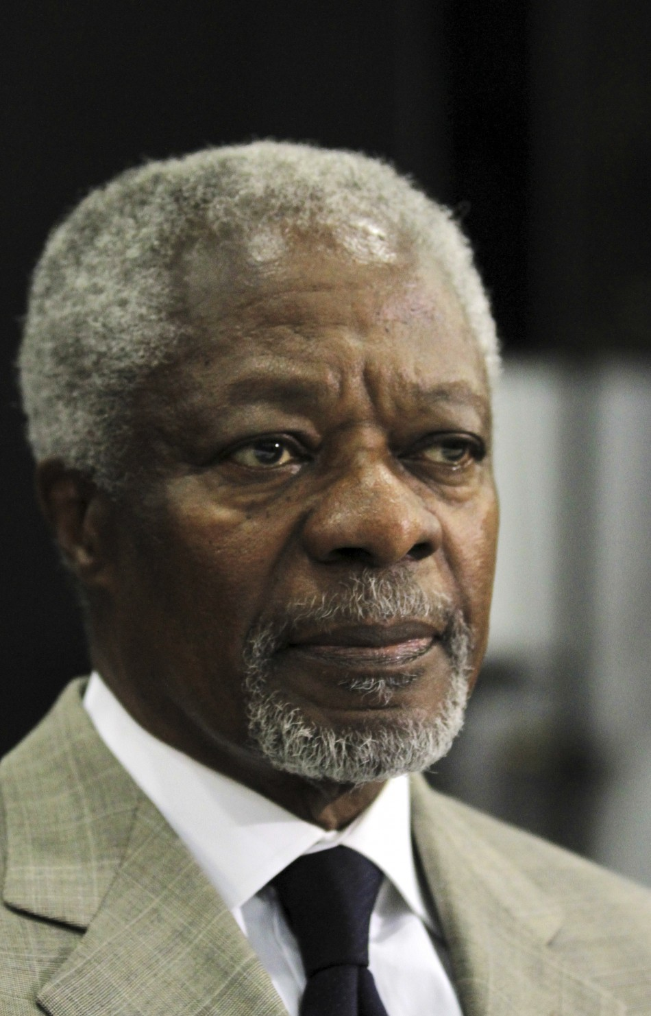 Former UN secretary-general Kofi Annan to serve as special envoy on Syrian crsis