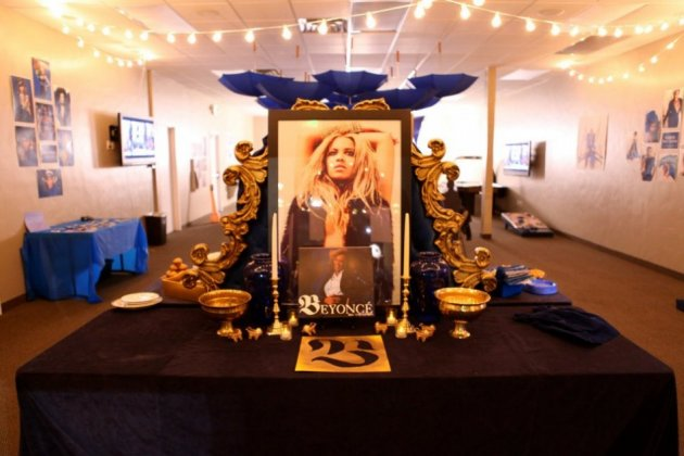 Blue Ivy baby shower