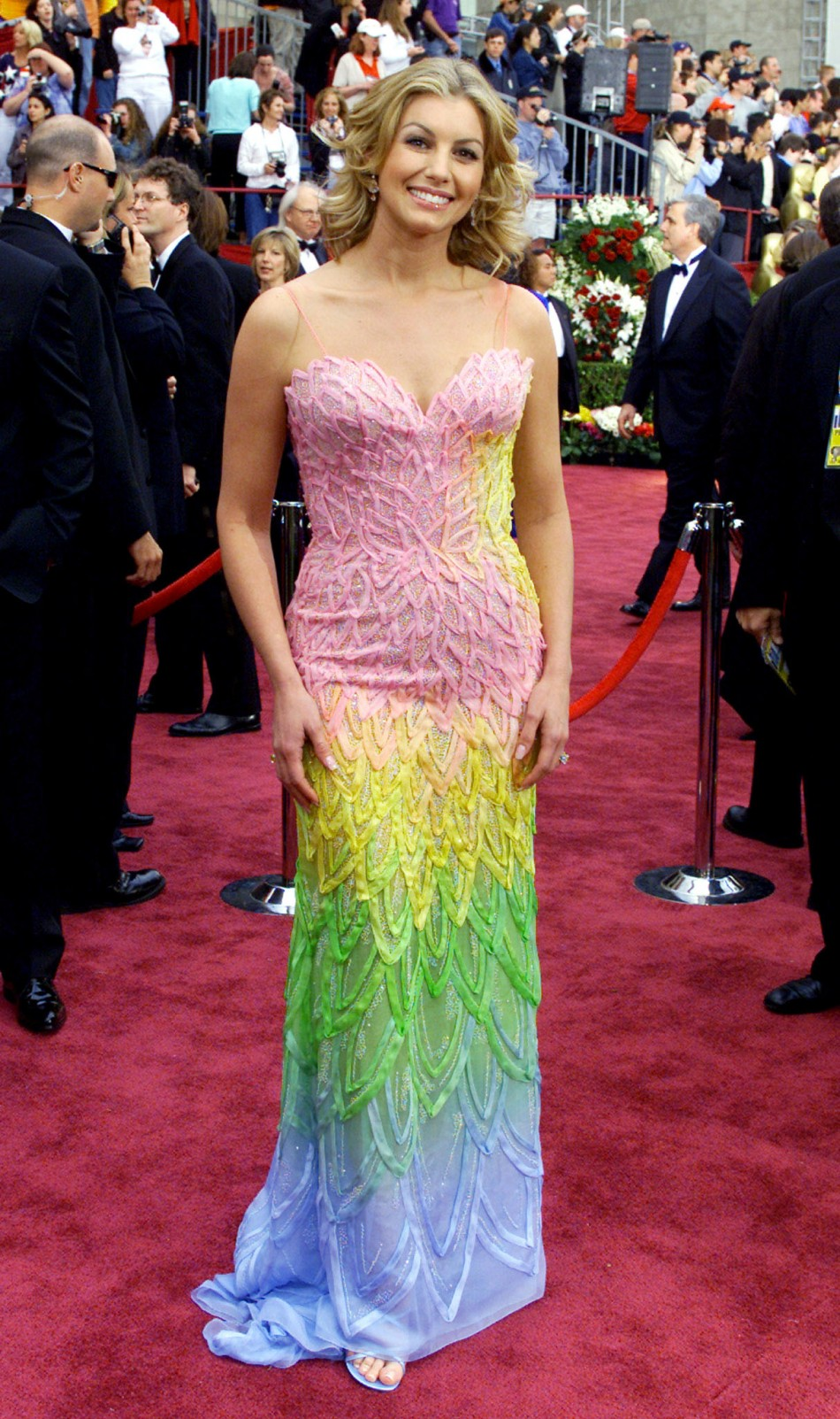 Oscars 2015 Worst And Weirdest Dresses Of All Time On The