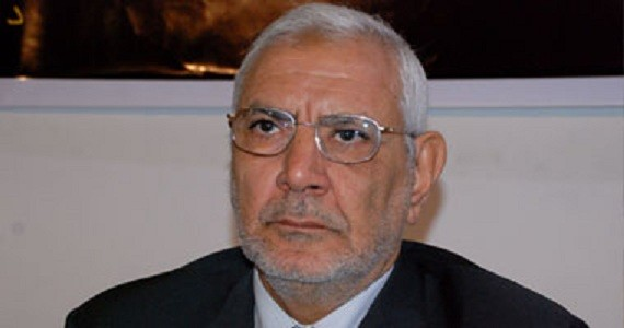 Abdel Moneim Aboul Fotouh attacked and beaten