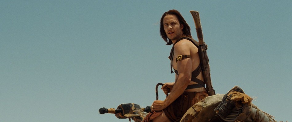 Disney's adaptation of John Carter is an ambitious undertaking