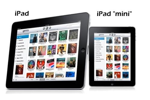 Rumours: iPad 3 and iPad mini