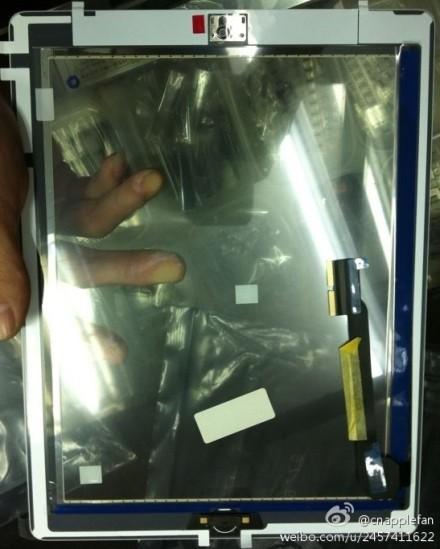 iPad 3: Rumoured Glass Digitizer