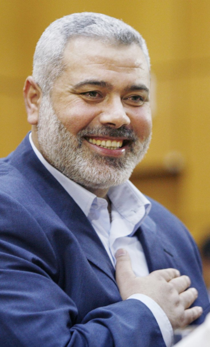 Egypt Set for Hamas Realignment? Haniyeh and Spy Chief in ...