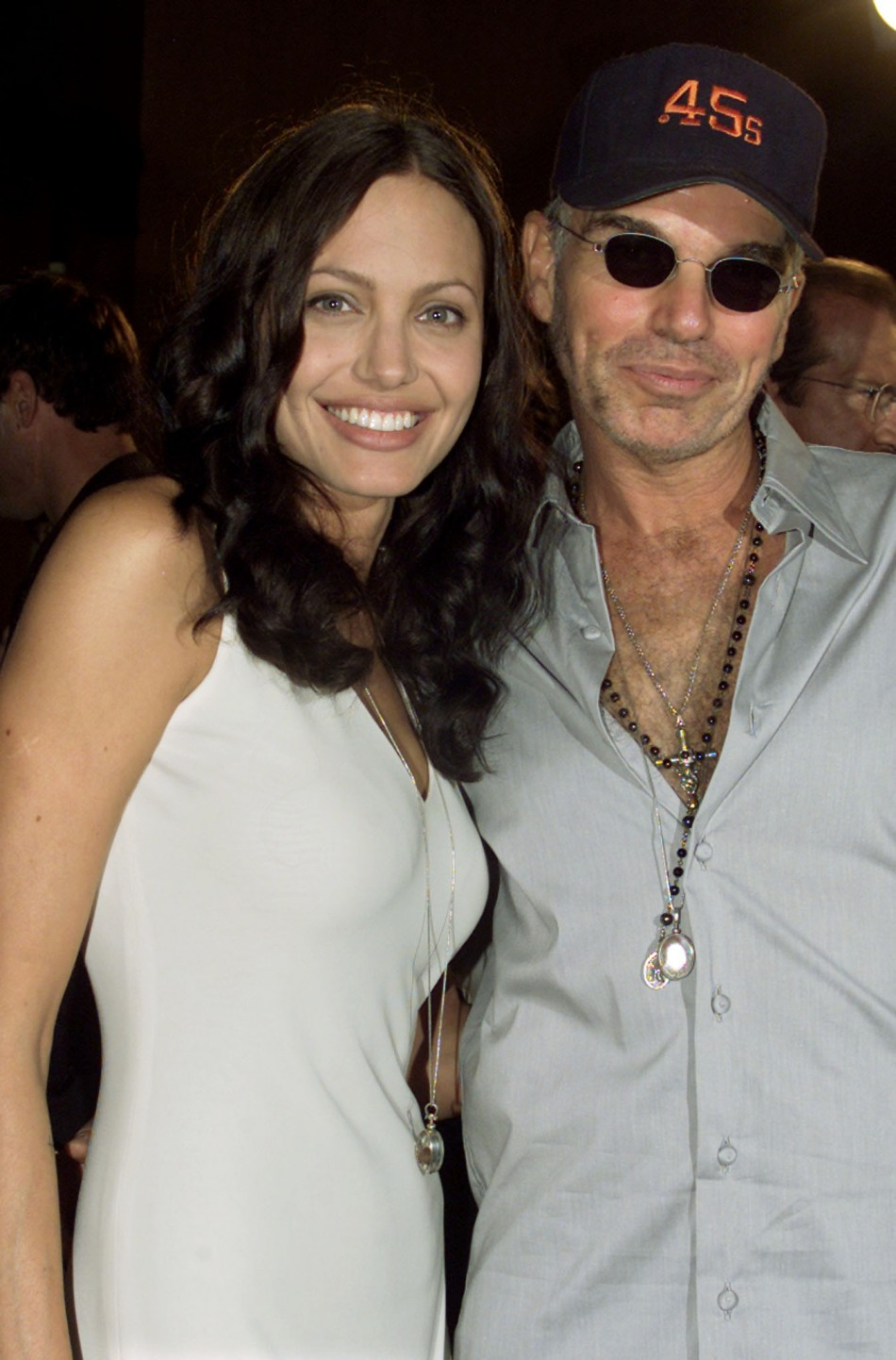 Why did Billy Bob Thornton and Angelina Jolie's marriage ...