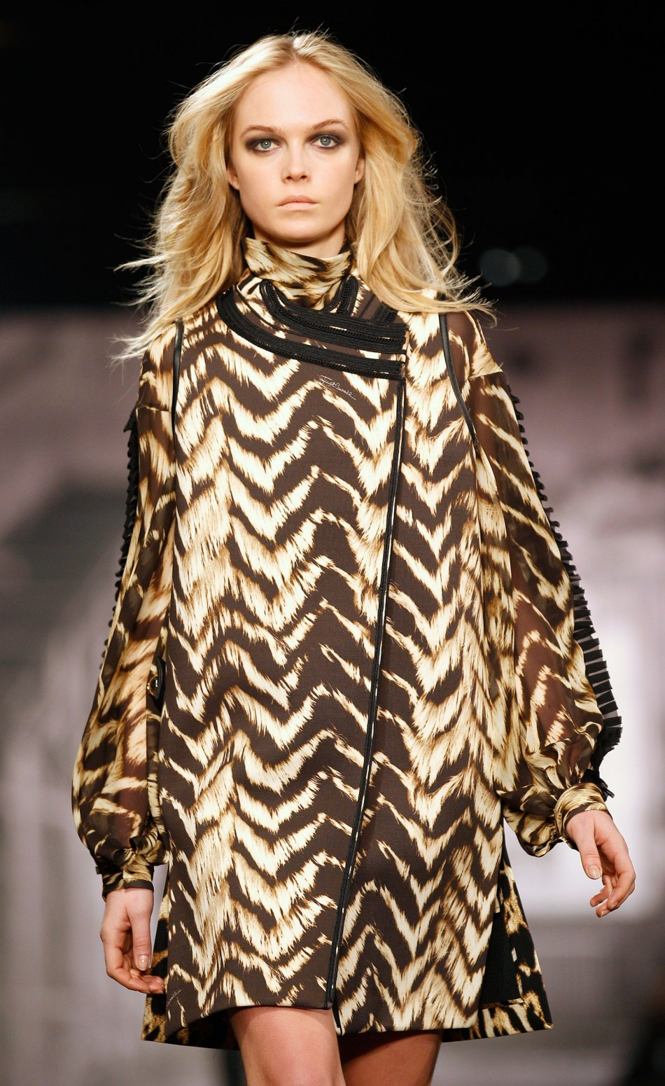 Just Fashion Official: Milan Fashion Week: Just Cavalli Channels Its Wild Side