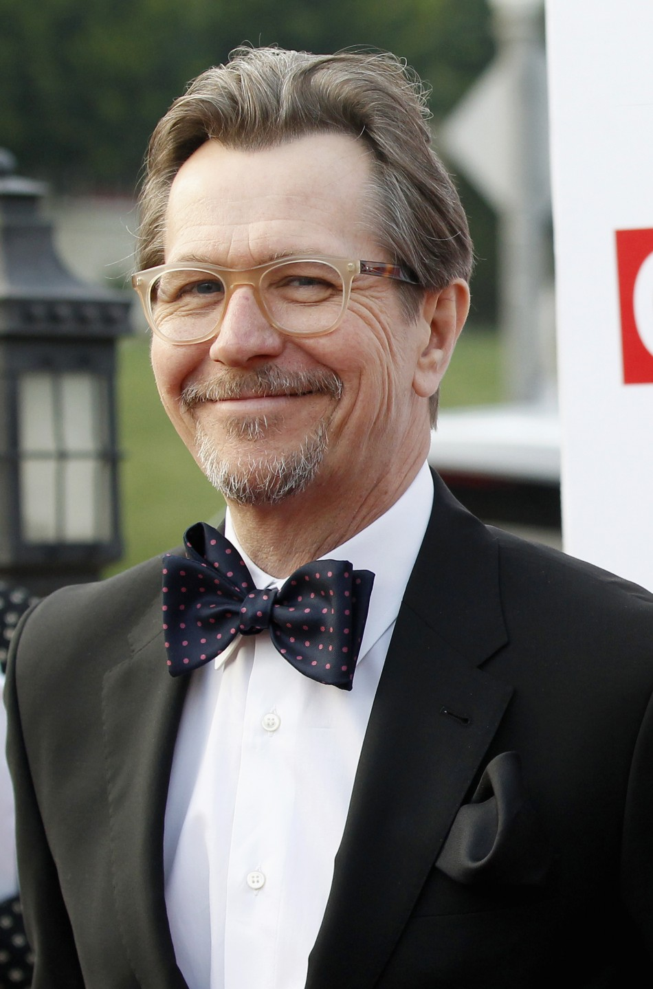 Gary Oldman for quotTinker Tailor Soldier Spyquot